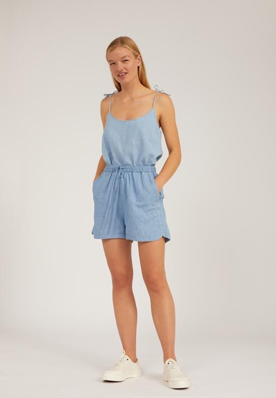 Xuliaa Shorts foggy blue