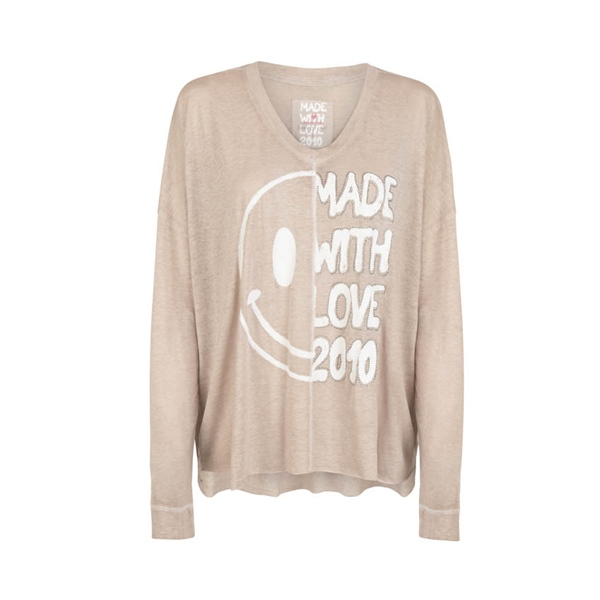 "DebbieL Shirt ""Made with Love"""