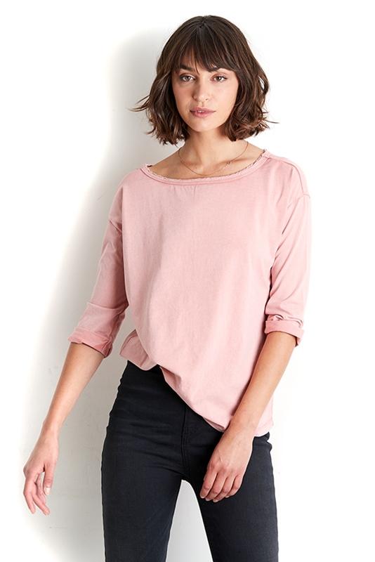 Cartagena Shirt 1/2 Arm Bio-Baumwolle