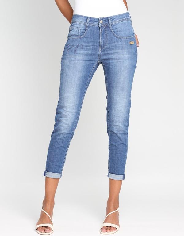 Amelie Jeans verkürzt summer denim