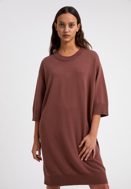 Nouraa Kleid Lyocell 1/2-Arm