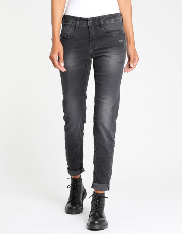 Amelie Jeans relaxed dark wash