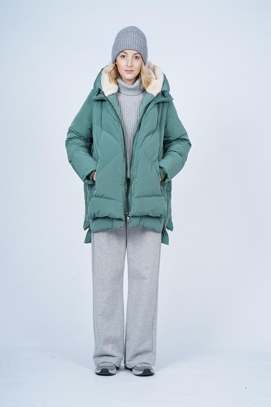 Frost Jacke Winter mit Kapuze