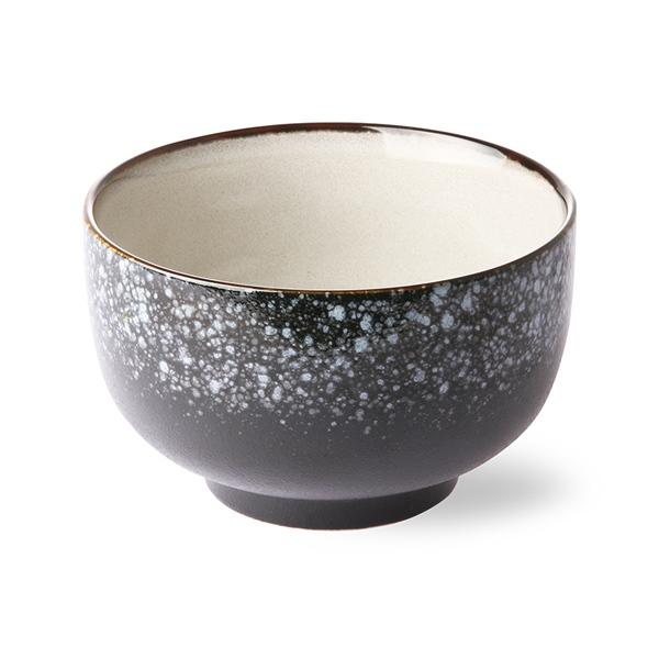 Nudel Bowl galaxy 70s Keramik