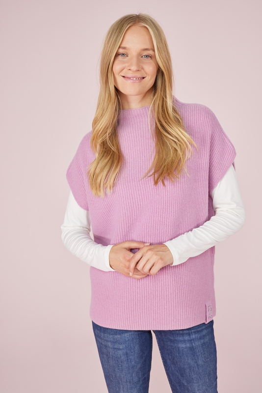 AgaciaL Pullunder Wolle
